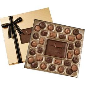 Medium Custom Chocolate Delights Gift Box