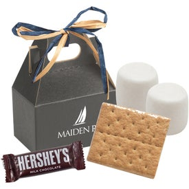 Mini S'mores Kit Gable Box