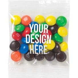 Promo Snax M&M's (1 Oz.)