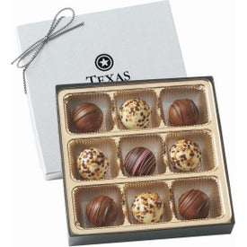 Truffle Gift Boxes with 9 Truffles