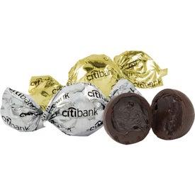 Wrapped Chocolates Twist Wrapped Truffles