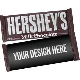 Wrapped Hershey's Chocolate Bar