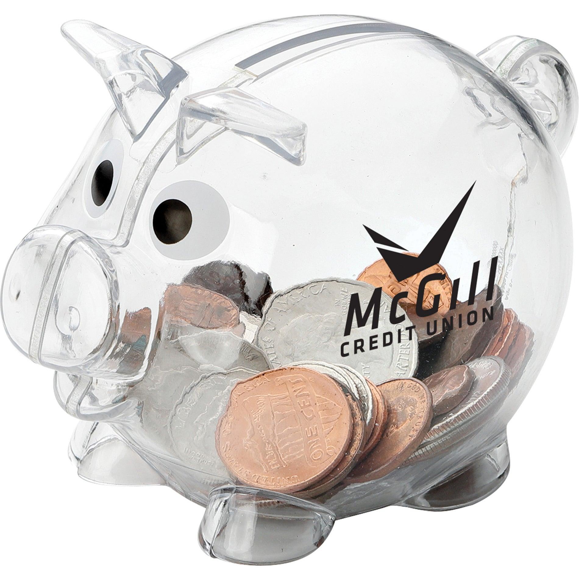 Design Bank Twist.Mini Twist Open Piggy Banks Personalized Coin Banks