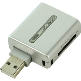 2.0 Compact Card Reader for Customization