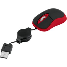 Custom 2-Tone USB Optical Mouse