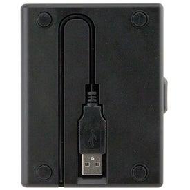 Personalized 4-Port Hi-Speed USB 2.0 Hub