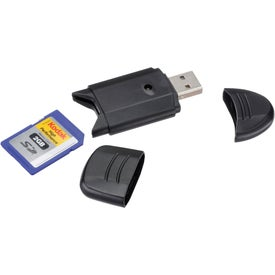 6-in-1 Card Reader Branded with Your Logo