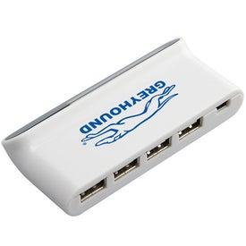 Hi-Speed USB Hub with Cl