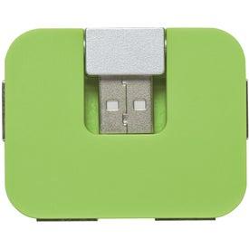 4-Port USB Hub for Customization