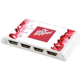 Promotional 4 Port USB 1.1 Hub