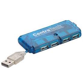 Company 4 Ports USB Hub