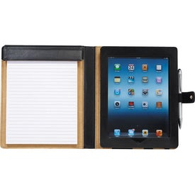 Alicia Klein iPad Notetaker Printed with Your Logo