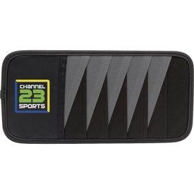 Imprinted Auto Visor CD Case