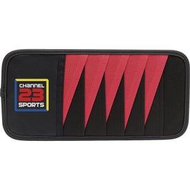 Auto Visor CD Case Branded with Your Logo