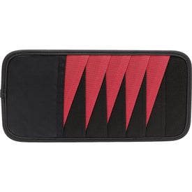 Auto Visor CD Case for Your Company