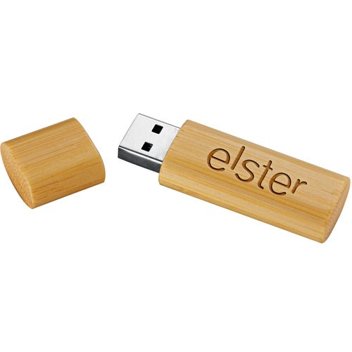 Bamboo USB Flash Drive V.2.0