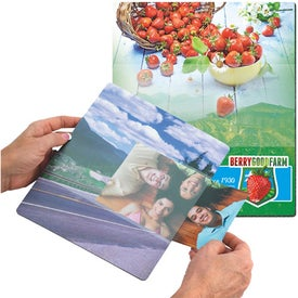 "BIC Photo Sleeve Mouse Pad (7 1/2"" x 8 1/2"")"