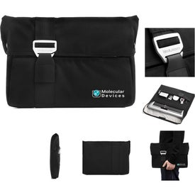 """BlueLounge 17"""" Laptop Sleeve for Your Company"""