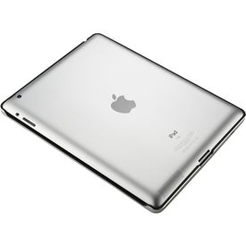 Imprinted Bluetooth Keyboard Aluminum Case for iPad 2/3/4