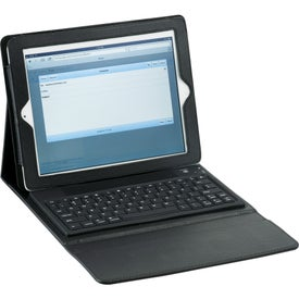 Customized Bluetooth Keyboard Case For iPad