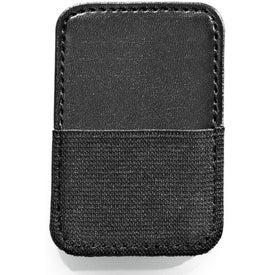 Promotional Brookstone Leather iPad Stand