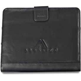 Brookstone Leather iPad Stand with Sleeve for Your Church