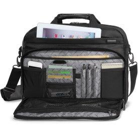 Custom Brookstone Luxe Computer Portfolio