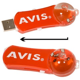 Bubble Memory Stick 2.0 - Branded with Your Logo