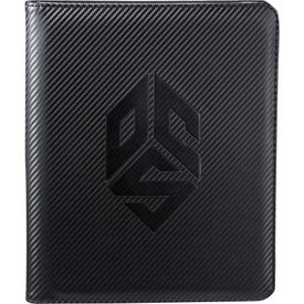 Carbon Fiber Writing Pad For IPad for Advertising