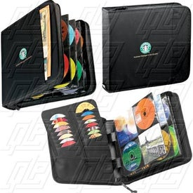 Case Logic CD Wallet (128 Disc)