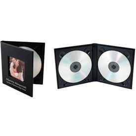 Customized CD/DVD Cameo Cover Folio