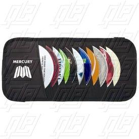 Custom Visor CD Holder