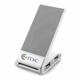 Cell Phone Holder/USB Hub