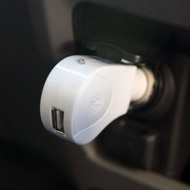 USB Car Charger for Marketing