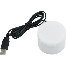 Printed Circular USB Hub