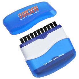 Clean Sweep Monitor Brush Branded with Your Logo