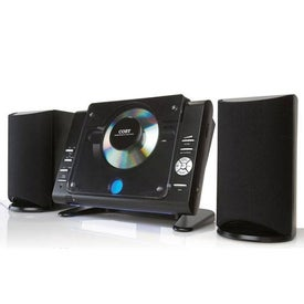 Coby Micro CD Player Stereo System