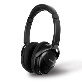 Coby Noise Canceling Stereo Headphone