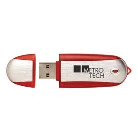 Imprinted Color Tek USB Flash Drive