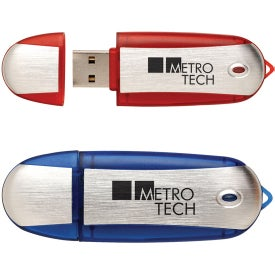 Color Tek USB Flash Drive (1 GB)