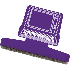 Monogrammed Computer Screen Sweep