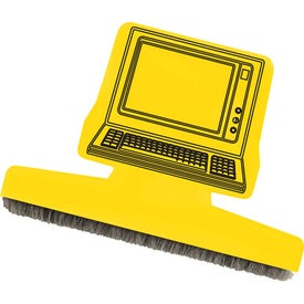 Branded Computer Screen Sweep