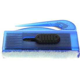 Custom Computer Brush, Sweeper Letter Opener Combo