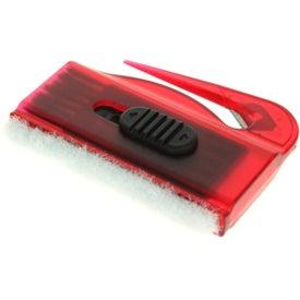 Computer Brush, Sweeper Letter Opener Combo for Marketing