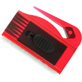 Personalized Computer Brush, Sweeper Letter Opener Combo