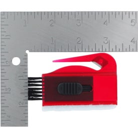 Computer Brush, Sweeper Letter Opener Combo for Your Organization