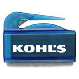 Imprinted Computer Brush, Sweeper Letter Opener Combo