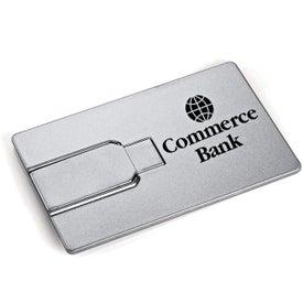Custom Credit Card Flash Drive