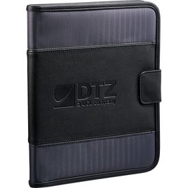 Cutter & Buck Pacific Series Tech Writing Pad for Your Organization