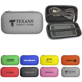 Printed Deluxe Cord Case